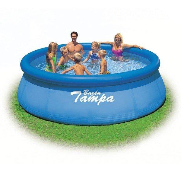 Nafukovací bazén Tampa kruh 244 x 76 cm bez filtrácie