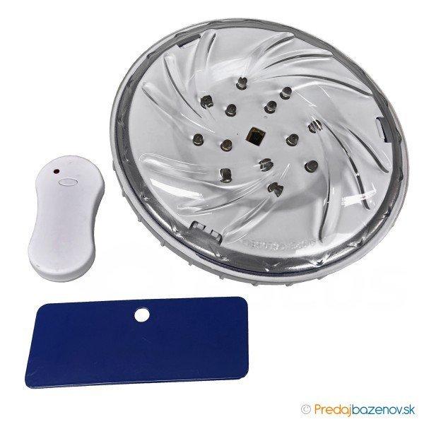 Bazénové LED svetlo na stenu s magnetom