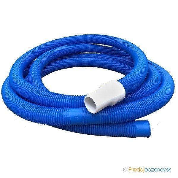 Bazénová vysávačová hadica 4,5 bm s koncovkou NV 38