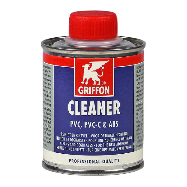 Čistič na PVC Griffon 250 ml