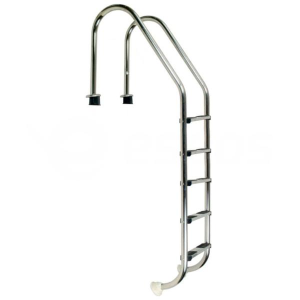Bazénový rebrík nerezový Standard 5 stupňov
