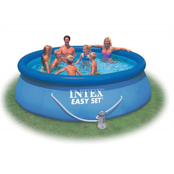 Nafukovací bazén Tampa kruh 366 x 91 cm