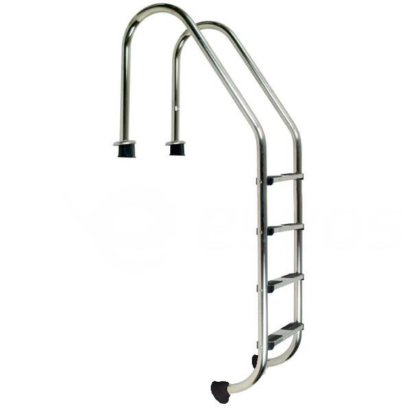 Bazénový rebrík nerezový Standard 4 stupne