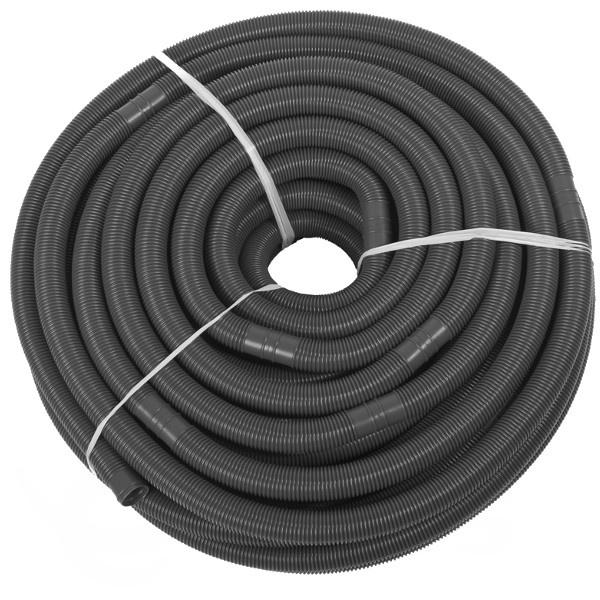 Solárna hadica čierna priemer 32mm - cena za 1,1 m